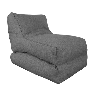 Vinci Bean Bag Sofa - Grey