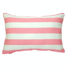 Rally Rectangle Cushion - Pink