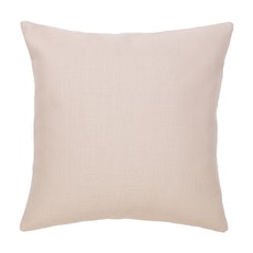 Throw Cushion Cover - Peach