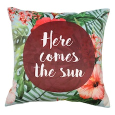 Here Comes The Sun Cushion