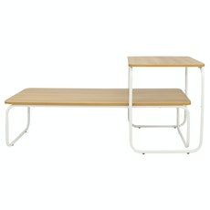 Withus Coffee Table Duo - White