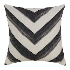Faded Chevron Cushion Cover
