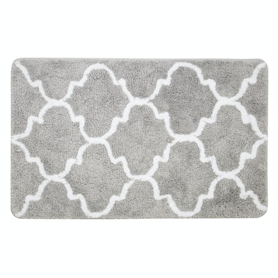 Lattice Mat - Grey