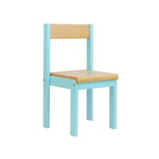Layla Chair - Tiffany Blue