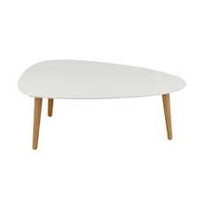 Stockholm Coffee Table - White