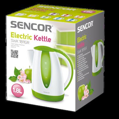 SENCOR Electric Kettle - Green
