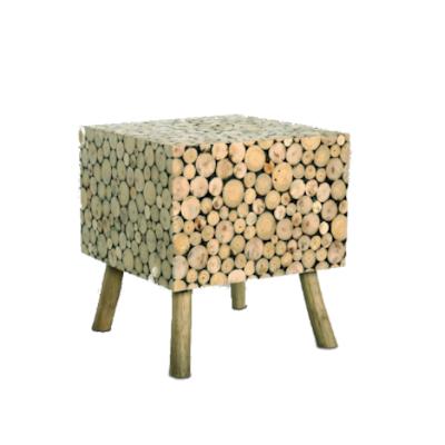 Hula Square Side Table - Image 2