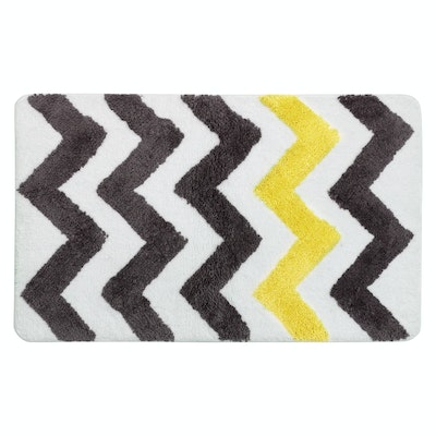 City Chevron Mat - Yellow - Image 1