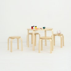 Kyoto Kids' Table & Stools Set