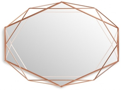 Prisma Mirror/Tray - Copper - Image 1