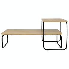 Withus Coffee Table Duo - Black