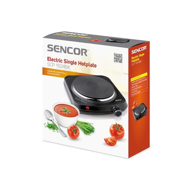 Sencor Portable Hotplate - Single - 1
