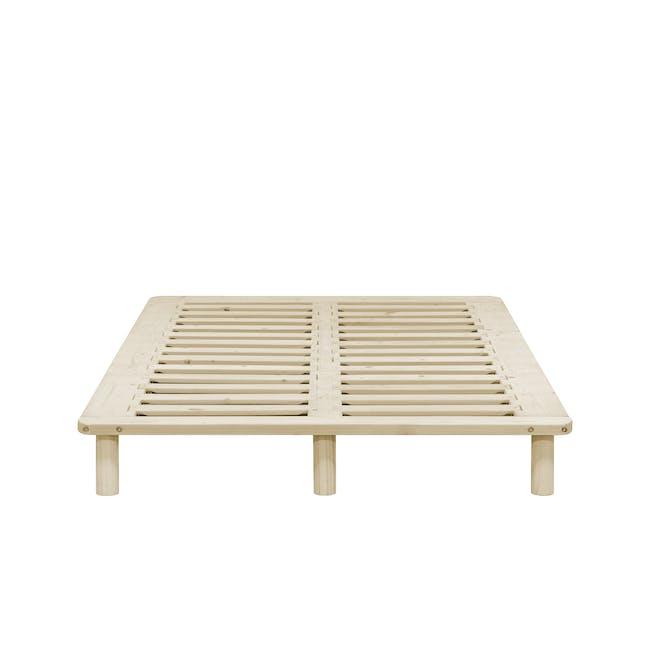Hiro Queen Platform Bed - 3