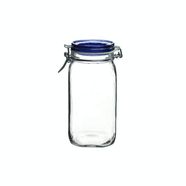 Fido Jar Herm 1500 - Blue Top - 0