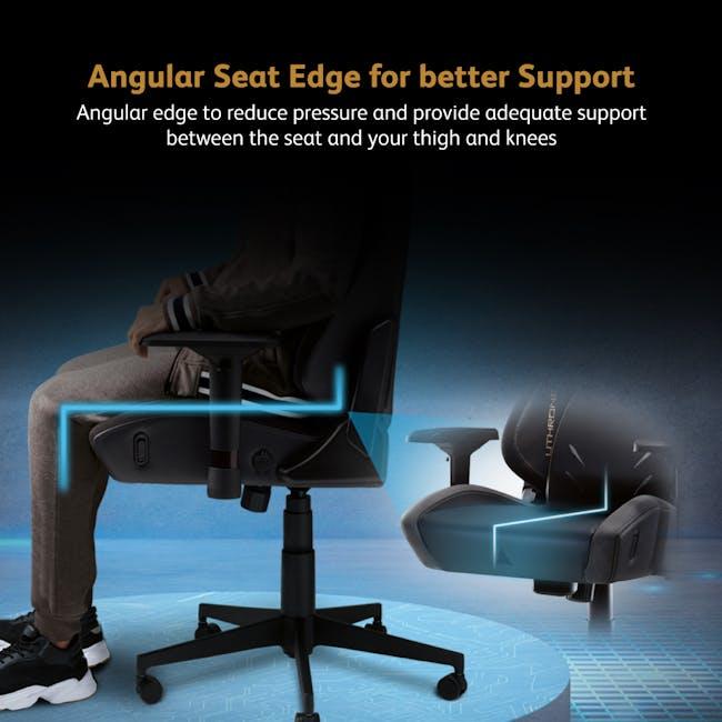 OSIM x Marvel uThrone S Massage Chair with Customizable Massage - Self Assembled - Ironman - 6