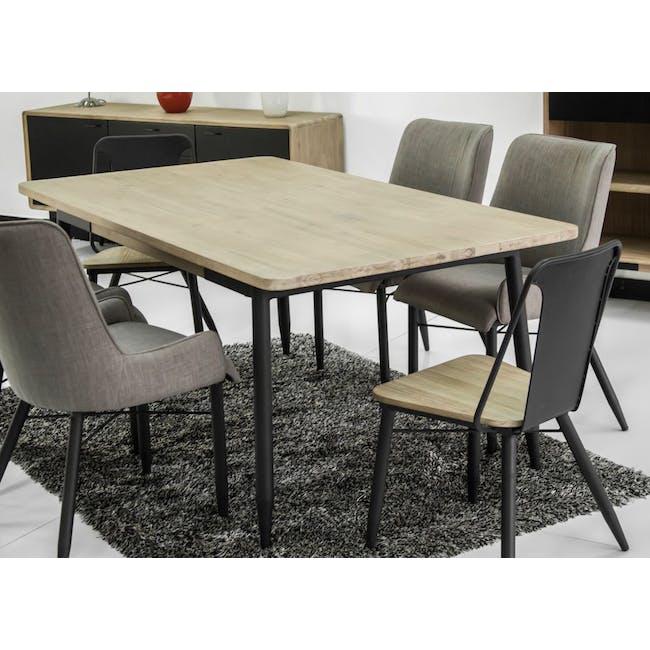 Starck Dining Table 1.6m - 2