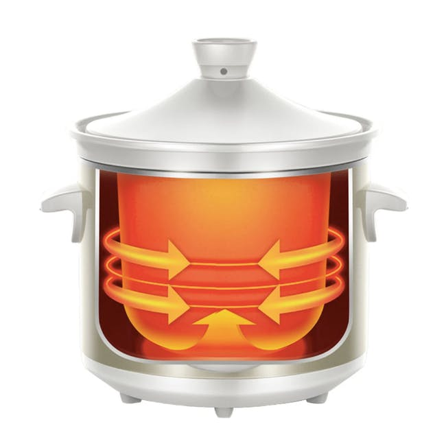 TOYOMI Electric Slow Cooker (2 Sizes) - 3