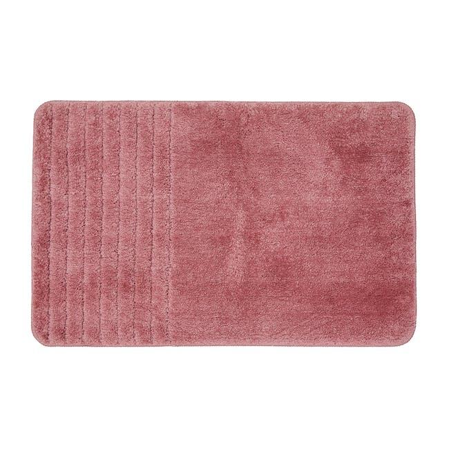 Relle Floor Mat - Raspberry - 0