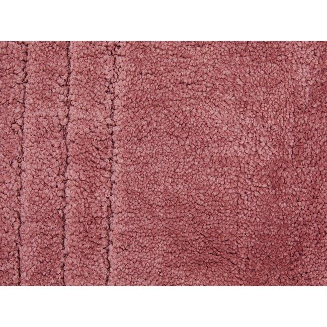 Relle Floor Mat - Raspberry - 3