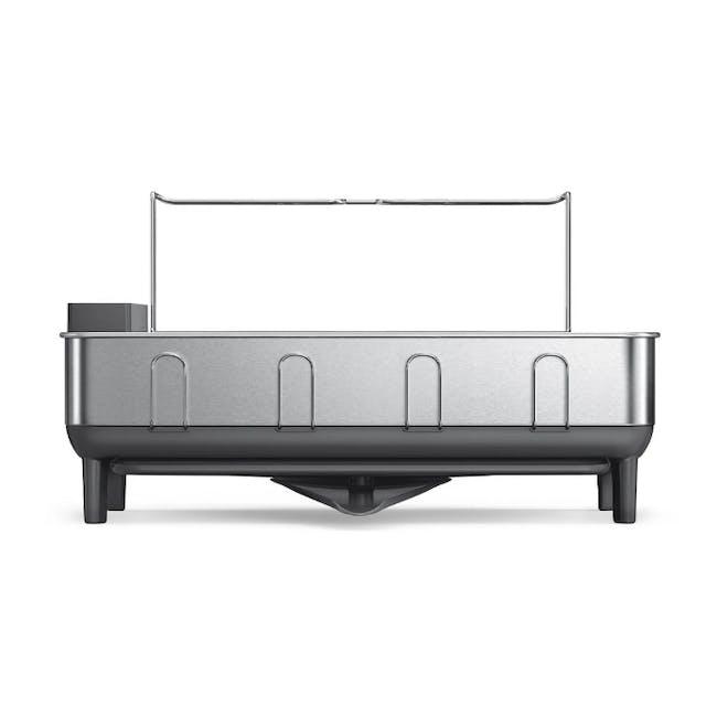 simplehuman Steel Frame Dish Rack - 3
