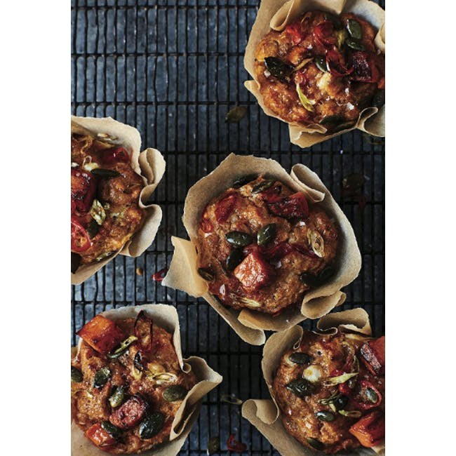 Jamie Oliver Atlantic Green Non-Stick Muffin Tin 12 Cups - 2