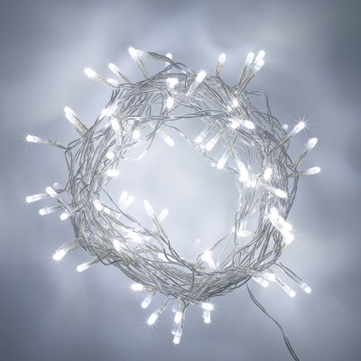 Fairy Lights 10m - White - Image 1