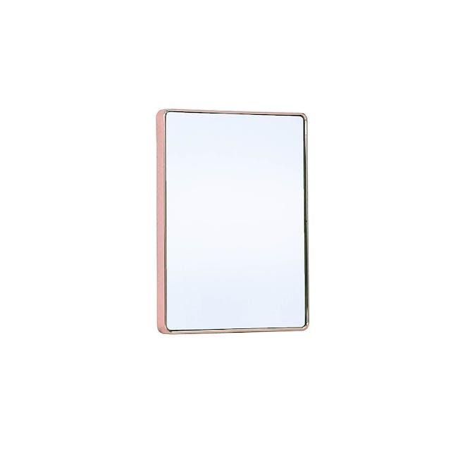 Cyrus Half-Length Mirror 36 x 48 cm - Copper - 0