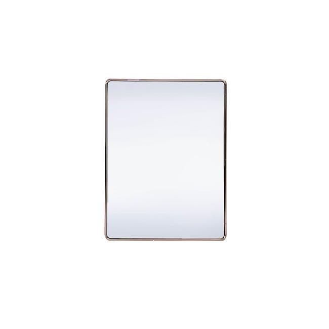 Cyrus Half-Length Mirror 36 x 48 cm - Copper - 1