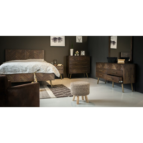 HipVan Bundles - Cadencia King Bed with LEVITATE Mattress