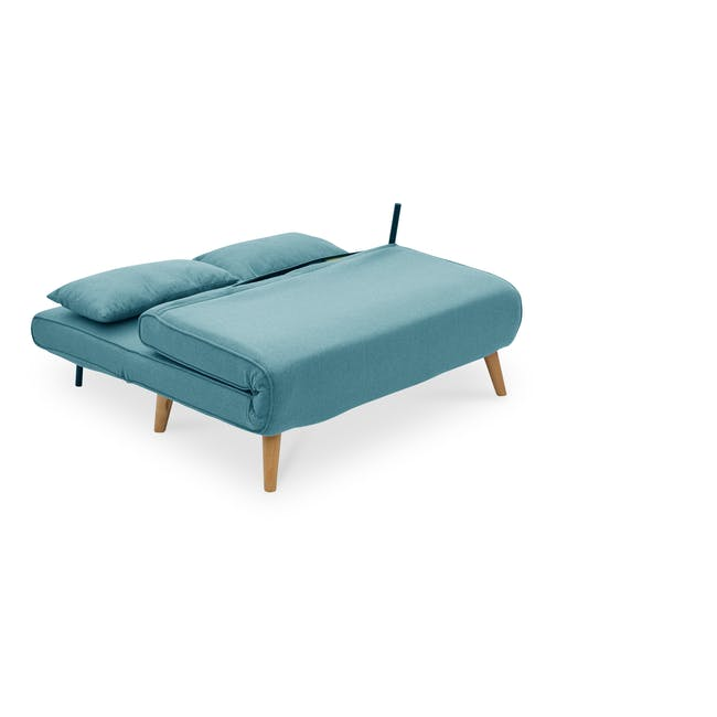 Noel 2 Seater Sofa Bed - Teal - 14