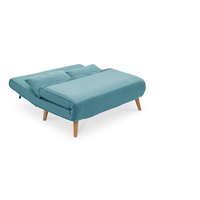 Noel 2 Seater Sofa Bed - Teal - 12