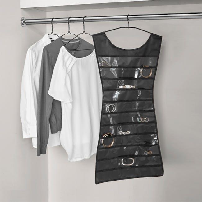Little Black Dress Wardrobe Organiser - 6