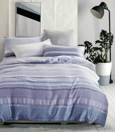 (Queen) Michigan 5-Pc Bedding Set - Image 2