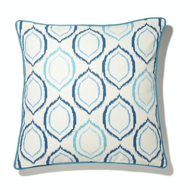 Ories Cushion Cover - Blue - 1