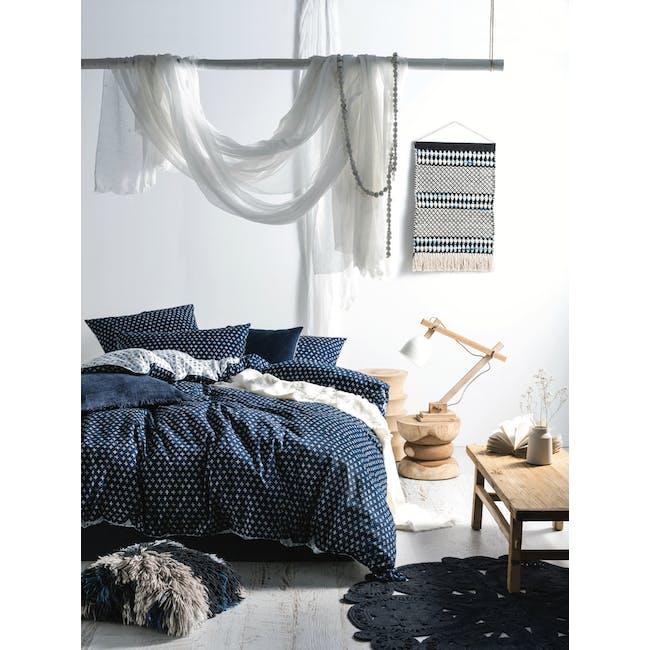 Oki 4-Pc Bedding Set (3 Sizes) - 1