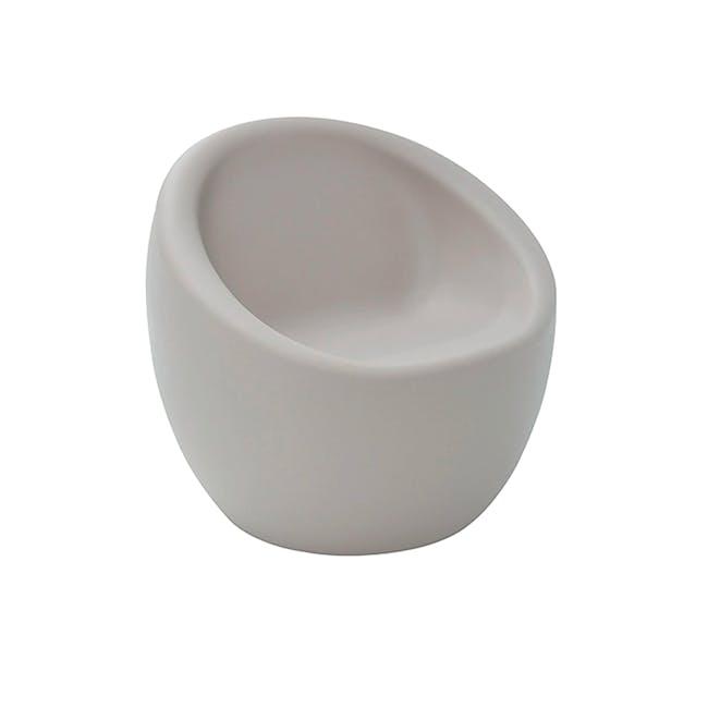 Oca Armchair - Warm Grey - 0