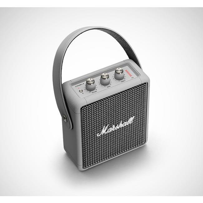 Marshall Stockwell II Wireless Speaker - Grey - 1