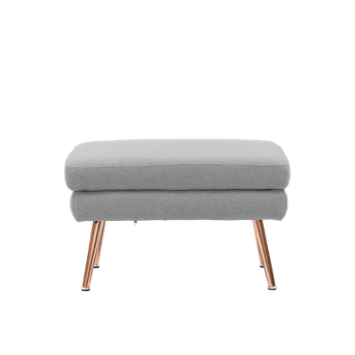 (As-is) Arden Ottoman -1 - Image 1