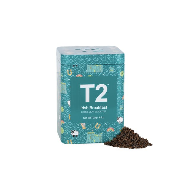 T2 Icon Tins - Irish Breakfast (2 Options) - 0