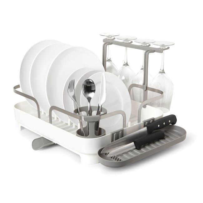 Holster Dish Rack - White - 1