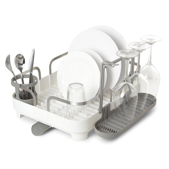 Holster Dish Rack - White - 0