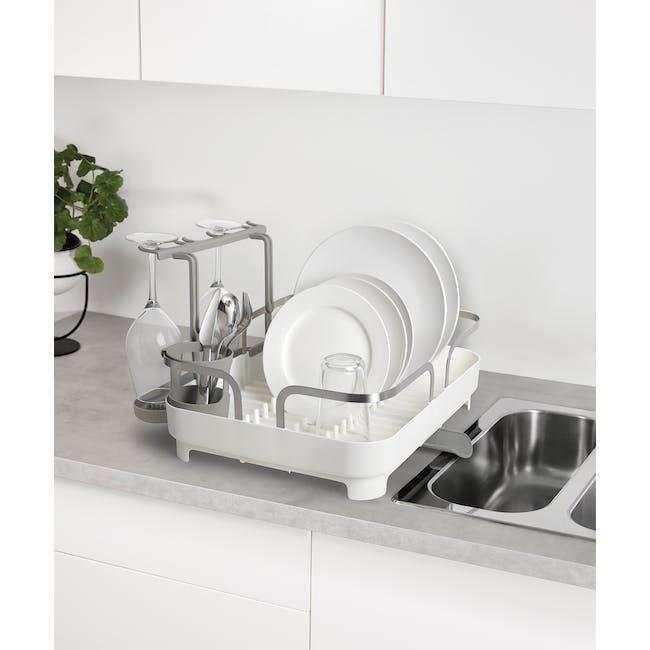 Holster Dish Rack - White - 10