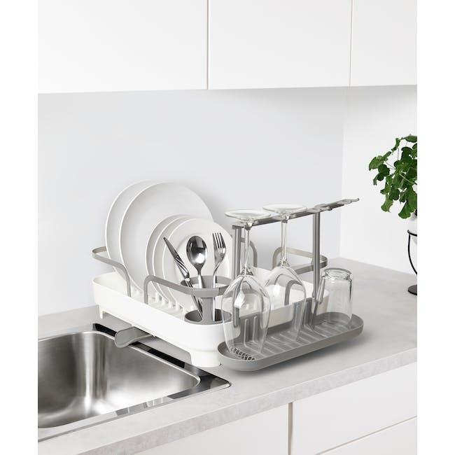 Holster Dish Rack - White - 8