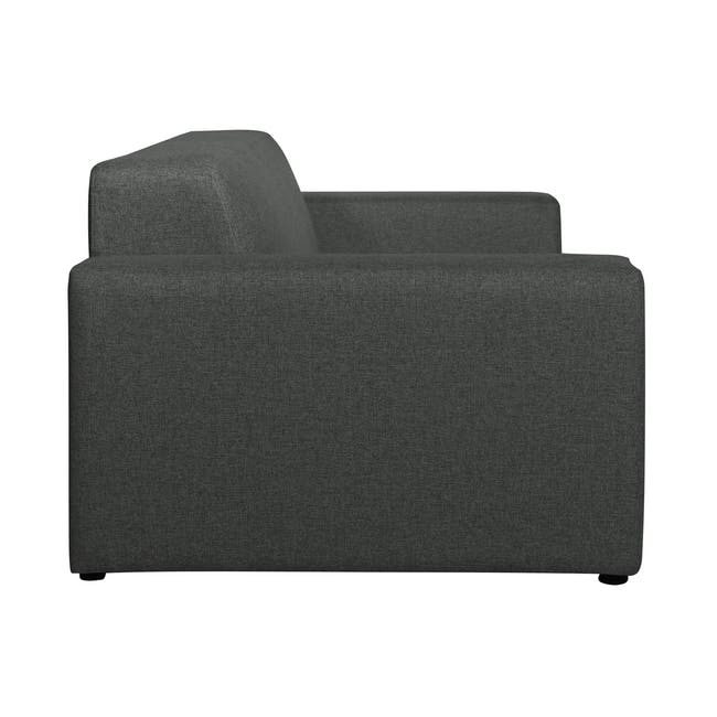 Adam 3 Seater Sofa - Granite - 4