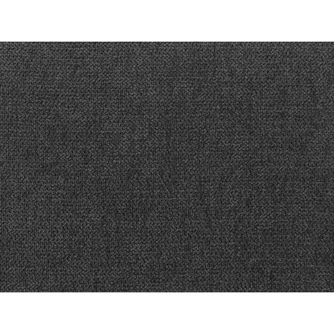 Adam 3 Seater Sofa - Granite - 5