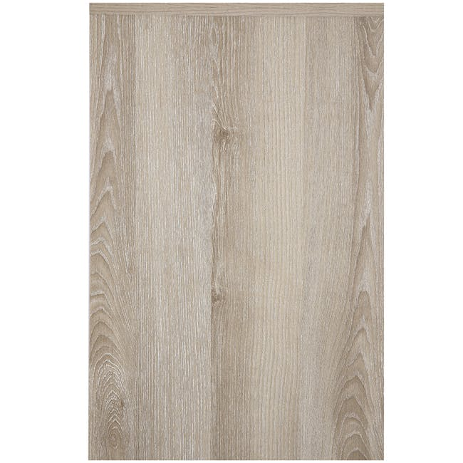 Penny Shoe Cabinet - Natural, White - 7