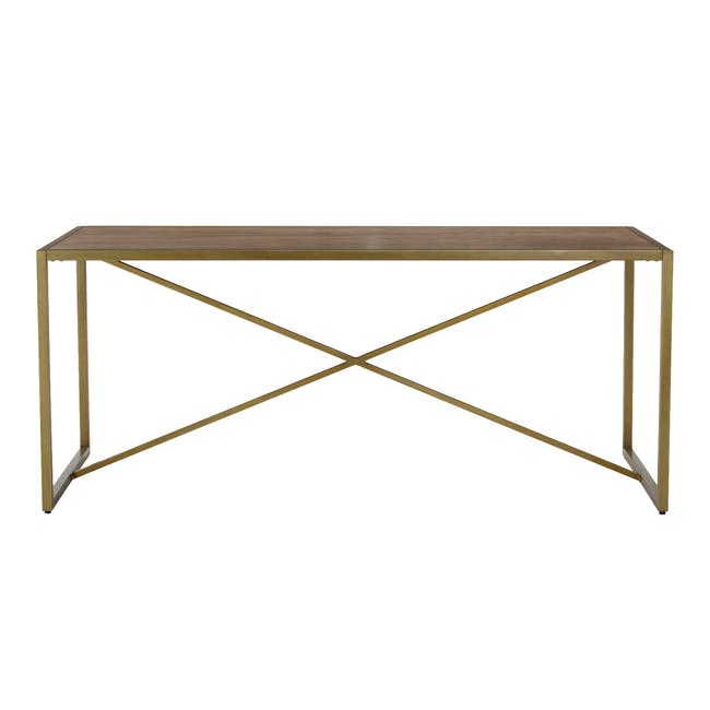 Reagan Dining Table 1.8m with 4 Anika Side Chairs - 3