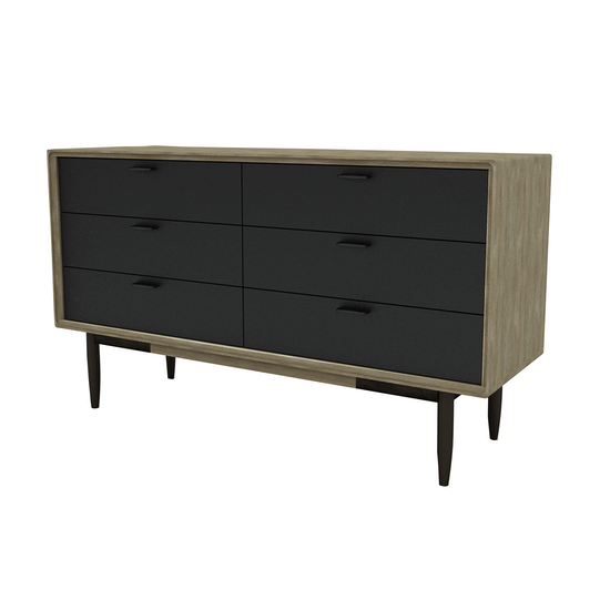 Starck by HipVan - Starck 6 Drawer Chest 1.4m