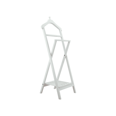 Xavier Clothes Rack - White