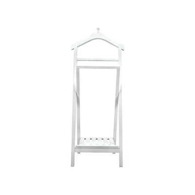 Xavier Clothes Rack - White - Image 2